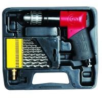 Пневматическая дрель 10 мм Chicago Pneumatic CP9790 kit (6151940790)