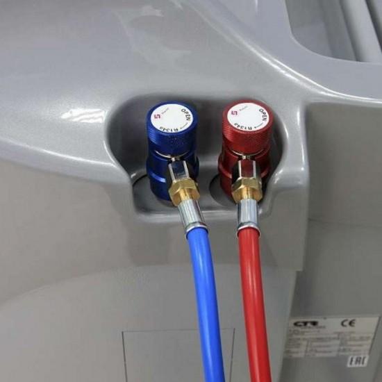 CTR Denso Group NORDIK PLUS автоматическая станция для заправки автокондиционеров