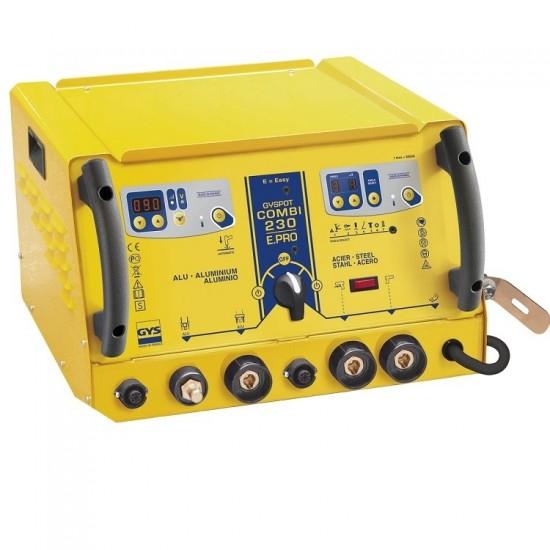 Споттер по стали и алюминию GYSPOT PRO COMBI 230 E PRO (021266)