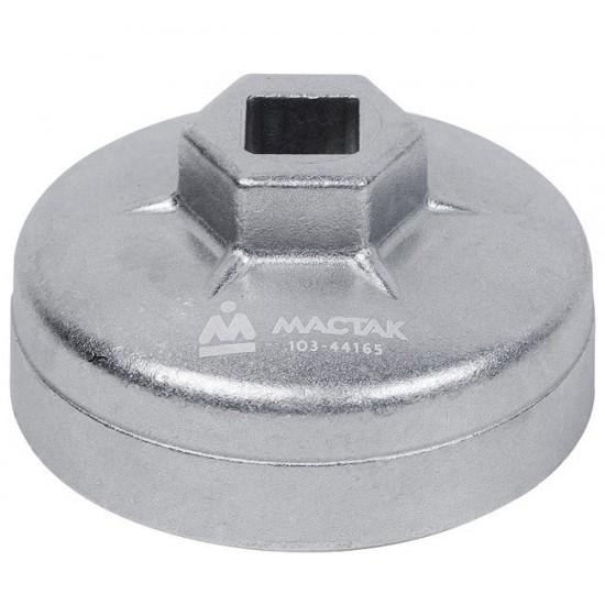 Съёмник масляных фильтров, 64 мм, 14 граней, торцевой МАСТАК 103-44165