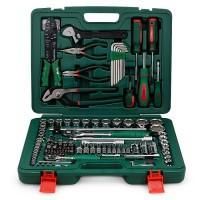 Набор инструмента (158 предметов) HANS TK-158E