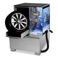 Мойка для колес с подогревом воды Wulkan 360HP