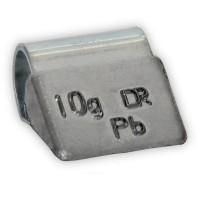 Грузик балансировочный для литых дисков 10 г (100 шт. в упаковке) Dr. Reifen B-010