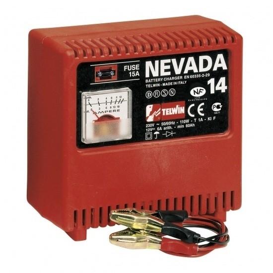 Зарядное устройство 12V 60-115Ач Telwin NEVADA 14