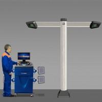 Стенд сход-развал 3D Техно Вектор 7 V 7202 T 5 A