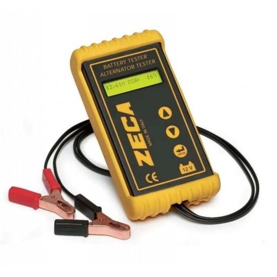 Электронный тестер аккумуляторов ZECA 210