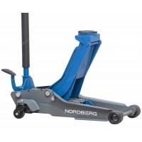 NORDBERG N32036 Домкрат подкатной гидравлический с низким подхватом г/п 3,5 т