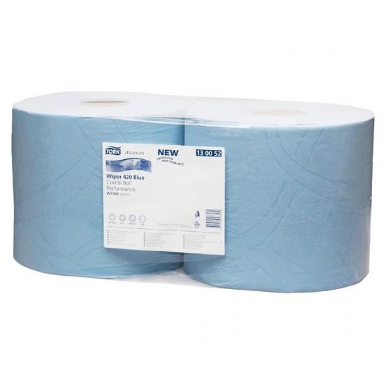 Салфетка TORKW W420 Blue 13005200