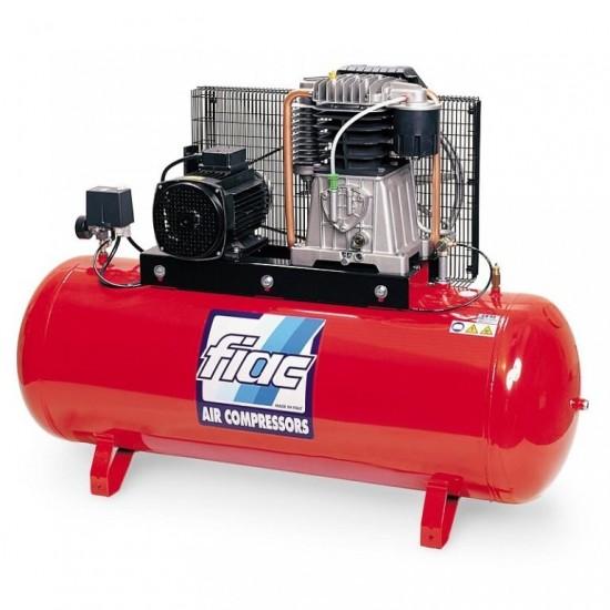 Поршневой компрессор с ременным приводом Fiac АВ 300/858/16 бар