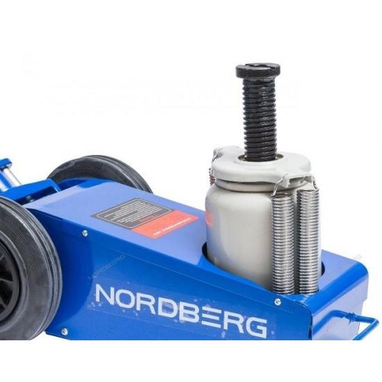NORDBERG N3335L Домкрат подкатной пневмогидравлический г/п 35 т