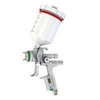 SATAjet 5000B HVLP DIGITAL краскопульт с пластиковым верхним бачком 0.6 л, с шарниром