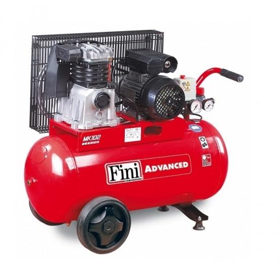 Поршневой ременной компрессор FINI MK 102-90-2M