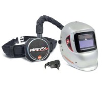 RedHotDot 043961 Маска сварщика электронная с автономной системой вентиляции