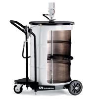 Samoa 428243 Солидолонагнетатель пневматический для бочек 185 кг