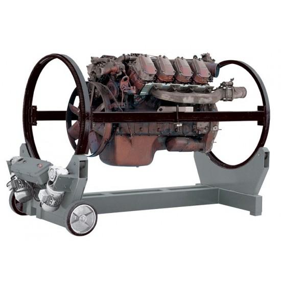 Ravaglioli R15 Стенд для ремонта двигателей грузовых автомобилей