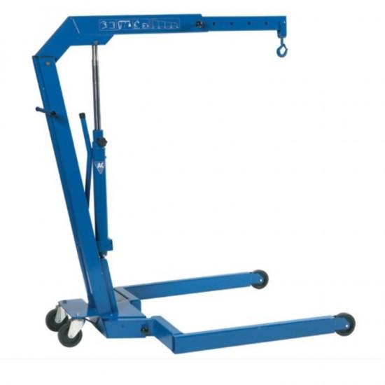 AC hydraulic WJN5-EUR Кран гидравлический складной для паллет г/п 550 кг