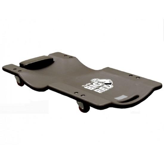 Подкатной лежак на 4 колёсах TORIN TRH6803