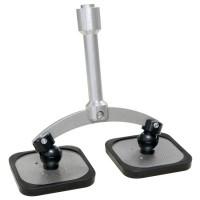 GYS 050723 Набор стоек с двойными лапками для выравнивающих мостиков