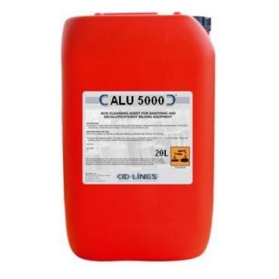 Средство для очистки дисков Cid Lines ALU 5000 (20кг)