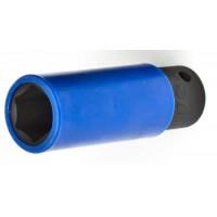 Hans 84304C17 Головка ударная для литых дисков 1/2, 17 мм