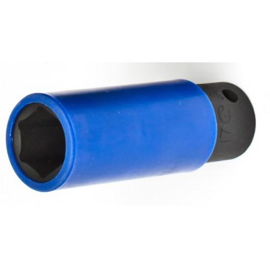 Hans 84304C17 Головка ударная для литых дисков 1/2 17 мм