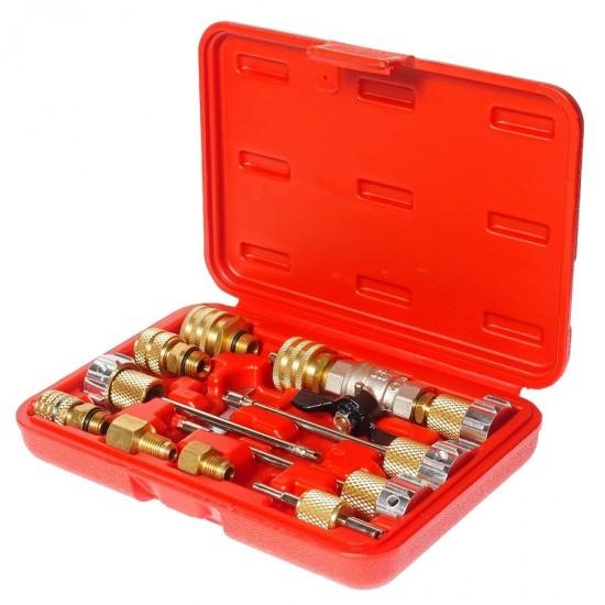 JTC-1360A Приспособление для снятия и установки клапанов автокондиционера комплект