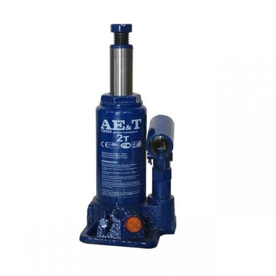 T20202 AE&T Домкрат бутылочный г/п 2т