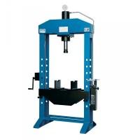 Пресс гидравлический напольный 50 т. Werther PR50/PM (OMA 658B)