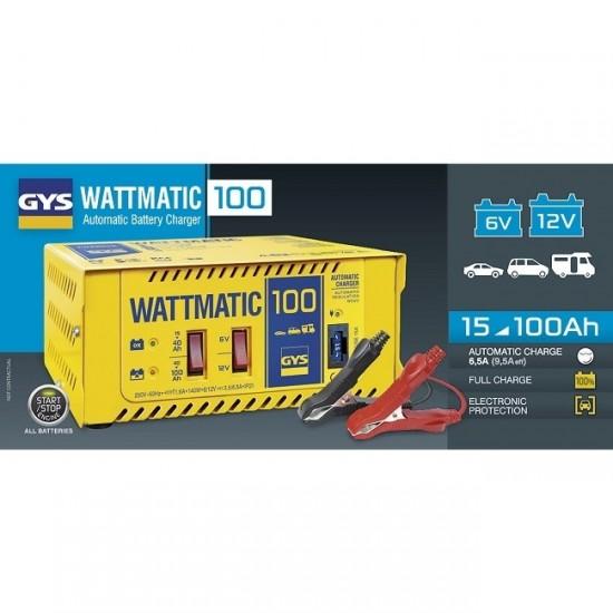 GYS Wattmatic 100 (024823) Автоматическое зарядное устройство