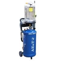 HC-3027 AE&T Установка для откачки масла с предкамерой 30 л