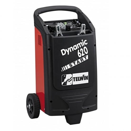 Telwin Dynamic 620 Start Пуско-зарядное устройство 12/24 V 20-1550 Ач