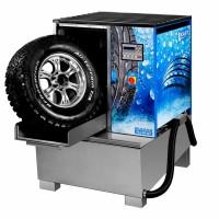 Мойка для колес с подогревом воды Wulkan 4x4HP