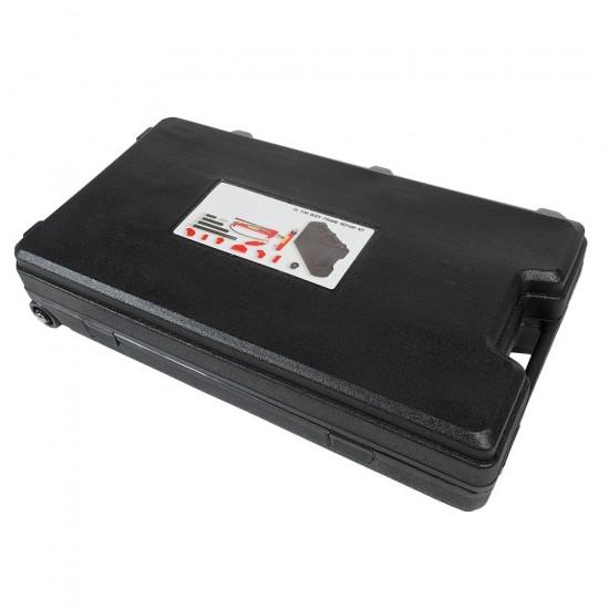 JTC-HB210 Набор инструментов для кузовных работ гидравлический,  усилие 10т,  17 предметов в кейсе