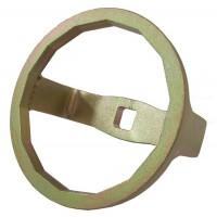 Съёмник масляных фильтров, 74 мм, 14 граней, торцевой МАСТАК 103-44074