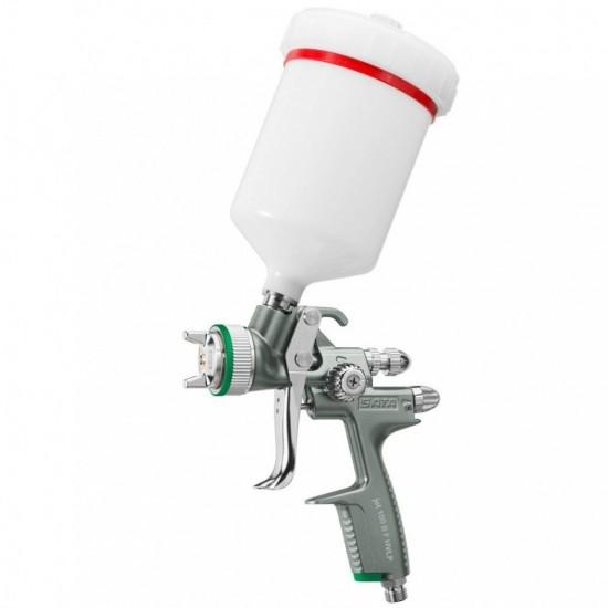 SATAjet 100 B F HVLP краскопульт с пластиковым верхним бачком 0,6 л