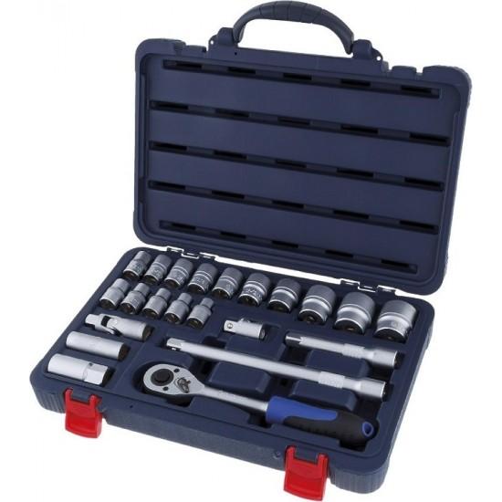 Набор инструмента (22 предмета) СТАНКОИМПОРТ CS-4022PMQ
