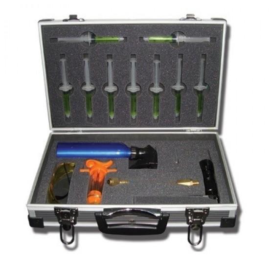 Профессиональный комплект для обнаружения утечек фреона SMC-150 New