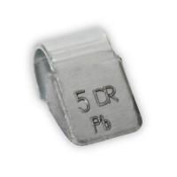 Грузик балансировочный для литых дисков 5 г (100 шт. в упаковке) Dr. Reifen B-005
