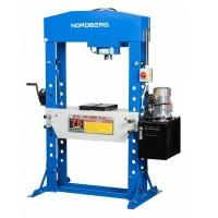 Пресс электрогидравлический напольный 75 тонн NORDBERG N3675E