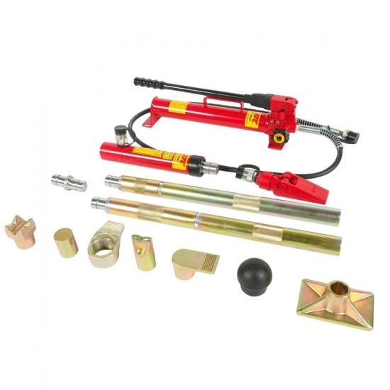 JTC-PB810 Набор инструментов для кузовных работ профессиональный,  усилие 10т,  21 предмет
