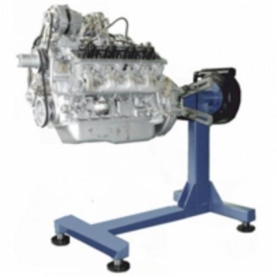 Стенд для переборки ДВС Р800Е г/п 800 кг