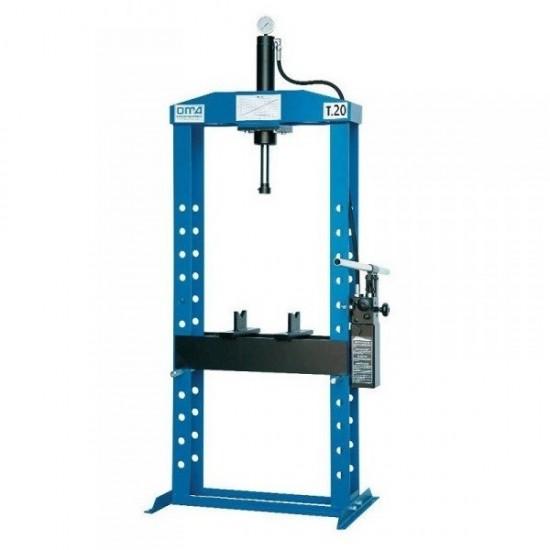 Пресс гидравлический напольный 20 т. Werther PR20/PM (OMA 654B)