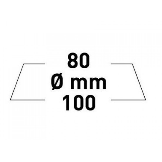 Паста полировальная QUARZ средняя RUPES BIG FOOT 9.BFQUARZ/8