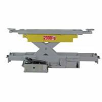 Домкрат канавный (траверса) г/п 2000 кг Ravaglioli J20PNX
