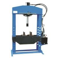 Пресс электрогидравлический напольный 50 т. Werther PRM50 (OMA 665B)