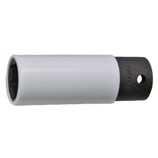 Hans 84304P21 Головка ударная для литых дисков 1/2 21 мм