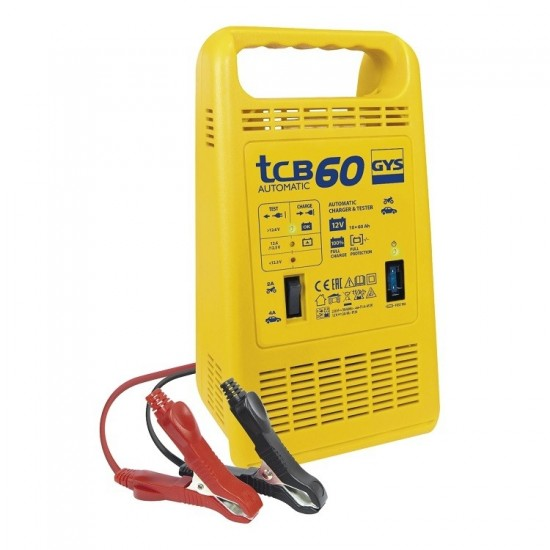 GYS TCB 60 (023253) Автоматическое зарядное устройство