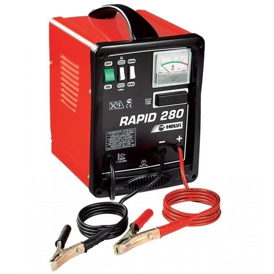 Переносное пуско-зарядное устройство 12V HELVI RAPID 280 (99005040)