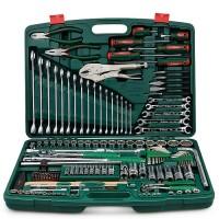 Набор инструмента (158 предметов) HANS TK-158V