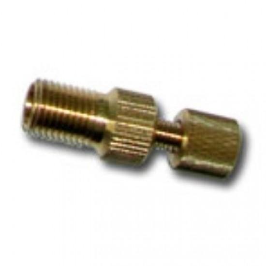 Сервисный ключ для замены уплотнительных колец в шлангах систем кондиционирования